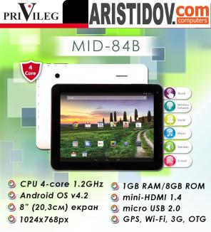 PRIVILEG MID-84B